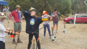 Try your hand at Archery