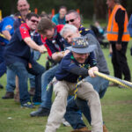 Attractions at the Eltham Festival