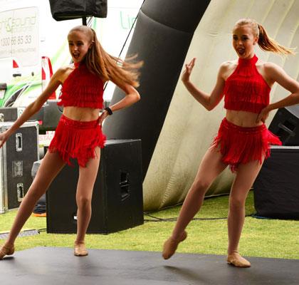 Dance at Eltham Festival