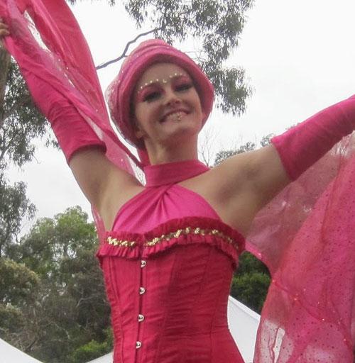 Roving Entertainment Eltham Festival
